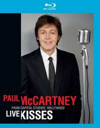 Cover Paul McCartney - Live Kisses From Capitol Studios, Hollywood [DVD]